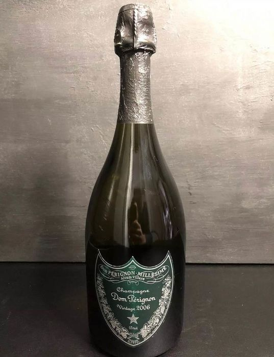 2006 Dom Perignon Vintage, Limited Edition by Björk & Chris Cunningham - Champagne Brut - 1 Bottle (0.75L)