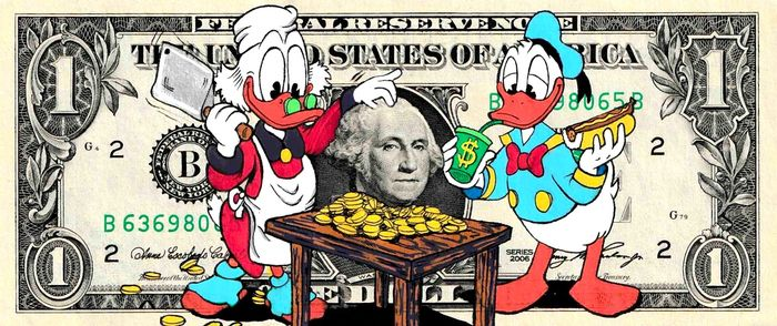 Moabit - Uncle Scrooge - Put Your Money Where Your Mouth Is
