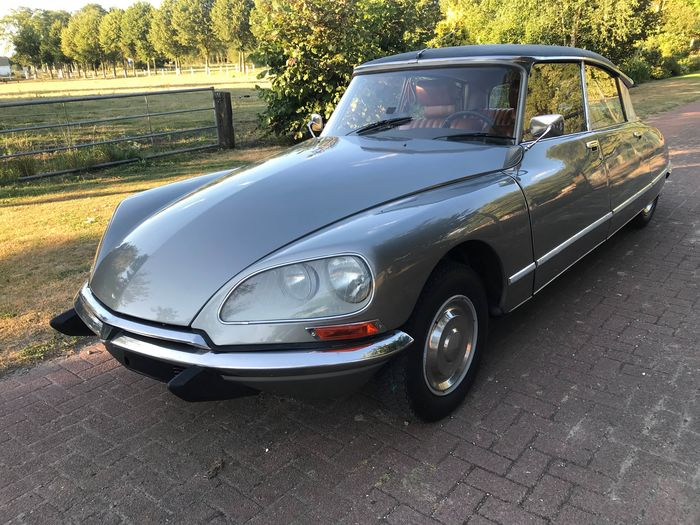 Citroën - DS 23 Pallas Automatique Borg Warner - 1974