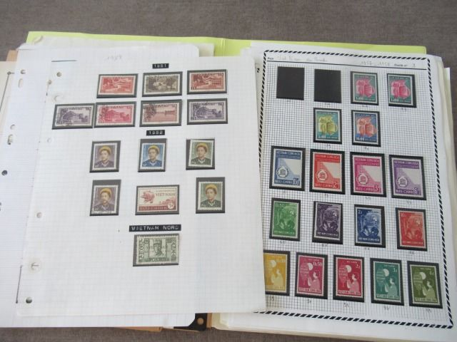 Vietnam - Advanced collection of stamps