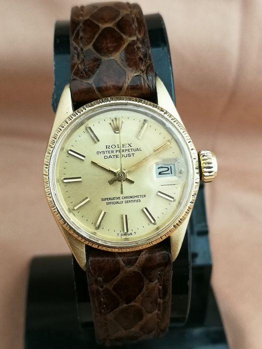 Rolex - Datejust  - 6517 - Women - 1960-1969