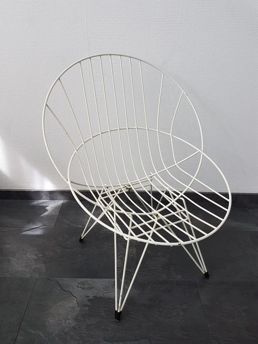 Cees Braakman - Pastoe - Chaise - Combex wire chair