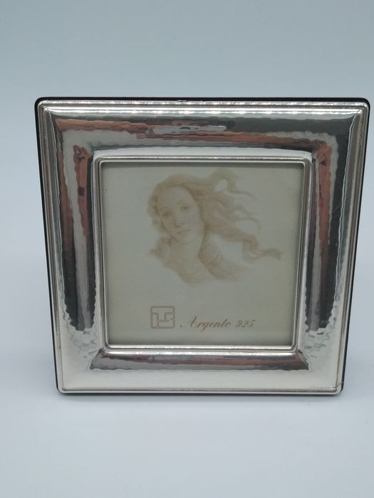 frame - .925 silver - Italy - 21st century