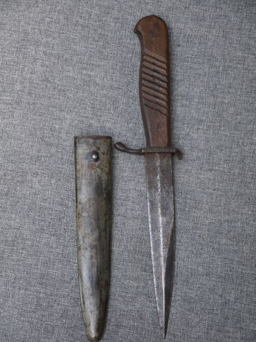 Germany - Elite Boot Combat Knife WW2. - Combat Knife - Knife