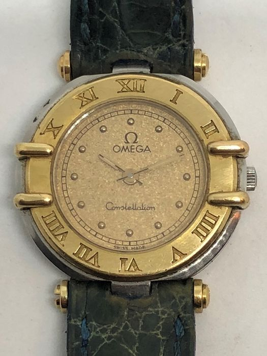 Omega - Constellation Lady - Femme - 1980-1989