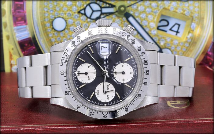Tudor - Big Block By Rolex - Ref.79180  - Heren - 1990-1999
