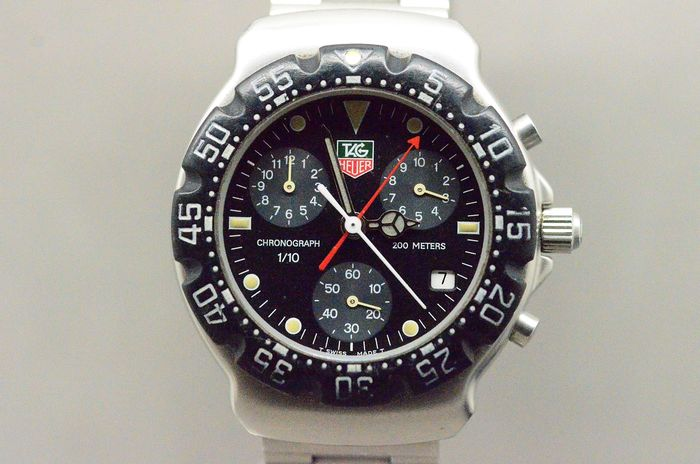 TAG Heuer - Formula 1 - CA1211-RO - Homme - 1990-1999