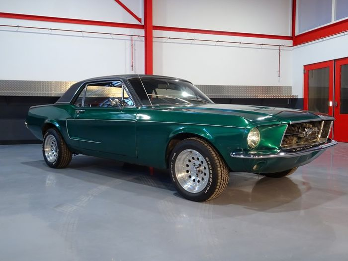 Ford - Mustang Coupe 289CI V8 - 1967