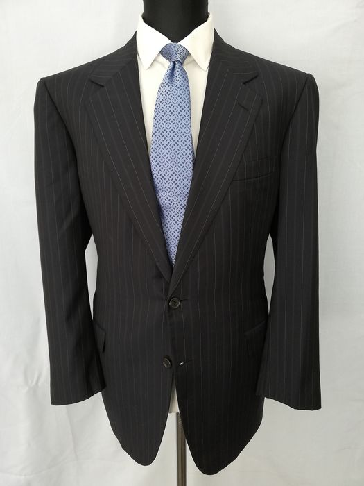 Brioni - Jacket, super180's - Size: EU 50 (IT 54 - ES/FR 50 - DE/NL 48), EU 54 (IT 58 - ES/FR 54 - DE/NL 52)