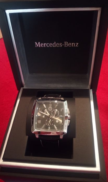 Geschenkdoos - MERCEDES-BENZ horloge - Mercedes-Benz - Chronographe - Édition Limited - Made in Germany - 2008