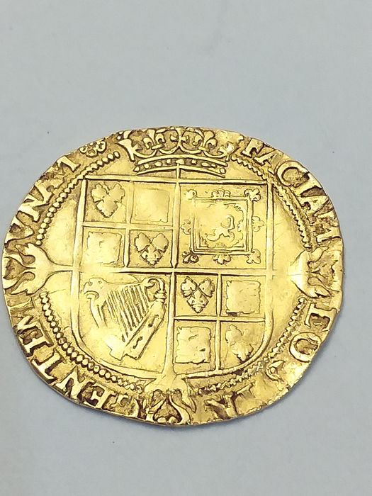 Great Britain - Laurel 1623 Londres James I  - Gold