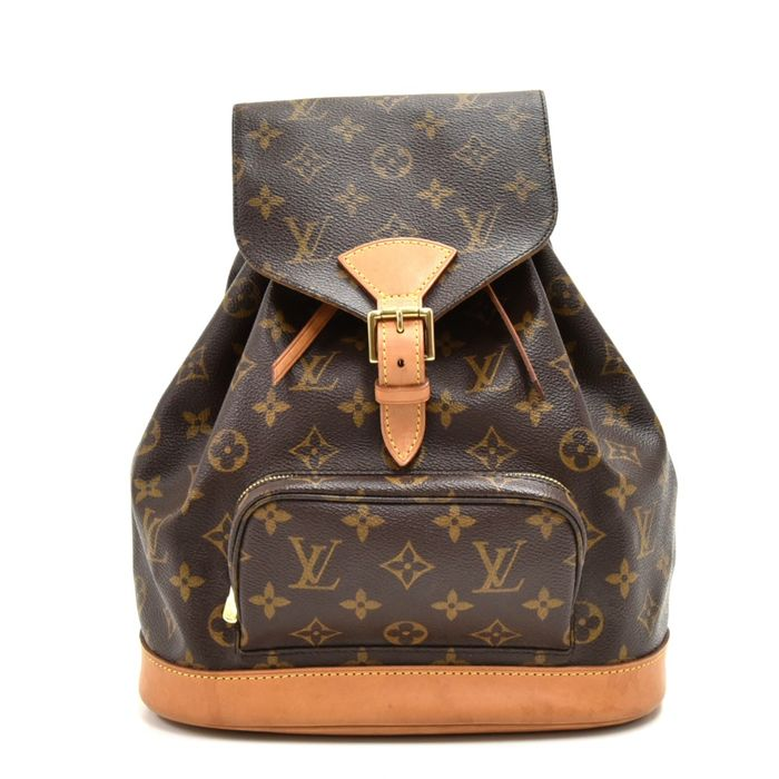 Louis Vuitton - Montsouris  Rugzak