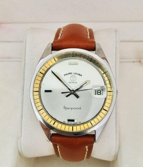 Favre-Leuba - Harpoon Automatic - Men - 1960-1969