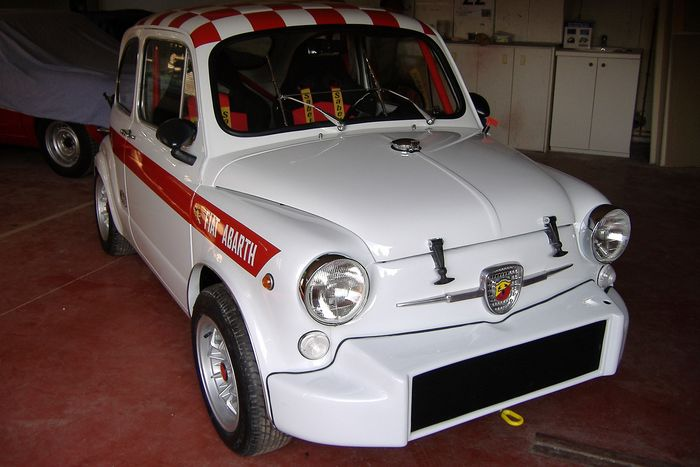 Fiat - Abarth 1000TC  replica - 1972