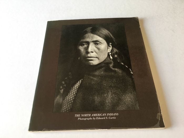 Edward S. Curtis - The North American Indians - 1972