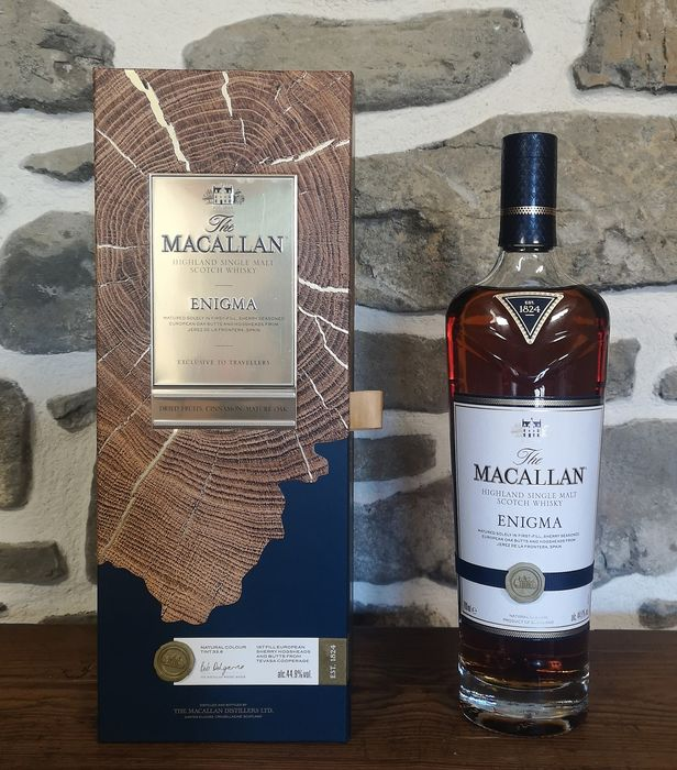Macallan Enigma - 700ml