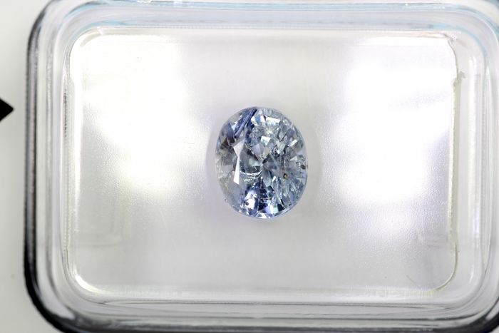 No Reserve Price - Saffier - 1.31 ct