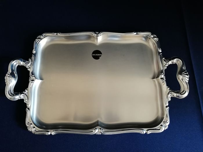 Nice Alessi serving dish in 18/10 stainless steel (1) - Steel (stainless)