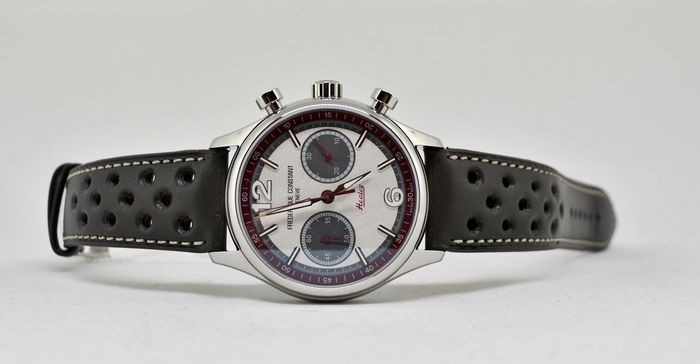Frédérique Constant - Herrenuhr Vintage Rally Healey Chronograph Limited Edition - FC-397HSG5B6 - Men - 2011-present