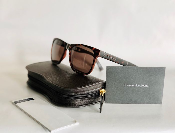 Ermenegildo Zegna - EZ0049_52J, Limited Edition, Zeiss, Foldable, Luxurios Men  Occhiali da sole