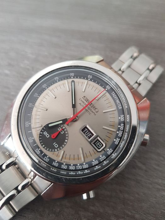Seiko - Chronograph - Men - 1960-1969