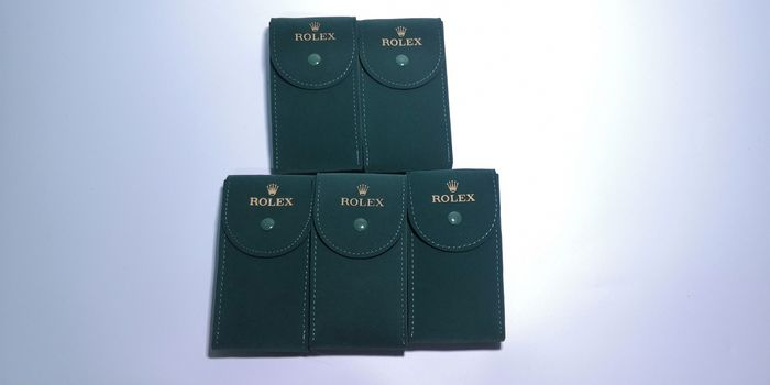 Rolex - 5X Latest watch bag - Unisex - 2011-present