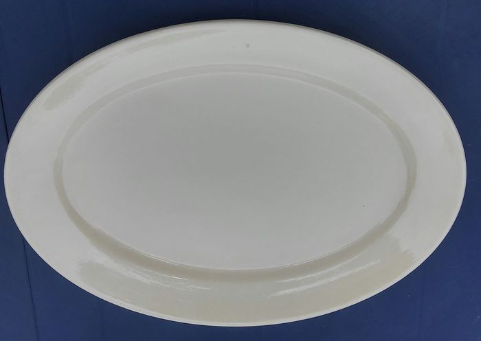 Boch Frères - Authentic U.S. Army Dish - Earthenware