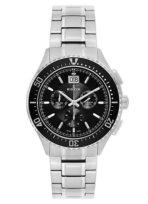 Edox - C1 Chronograph Big Date - 10026 3M NIN - Men - 2011-present
