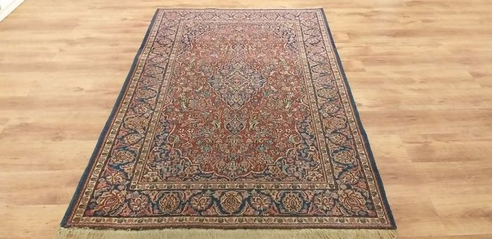 Antique Keshan - Tapis - 208 cm - 131 cm