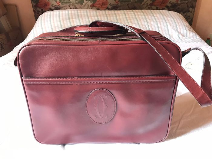 Must De Cartier Briefcase