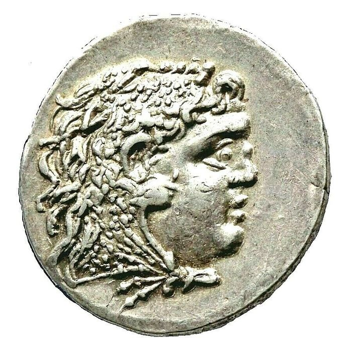 Grecia (antica) - Mesembria. AR Tetradrachm (16.52g), ND (ca. 175-125 BC), in the name of long-deceased Alexander III of Macedonia (336-323 BC) - Argento