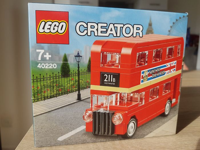 LEGO - Creator - 40220 Lego-London Bus Edition