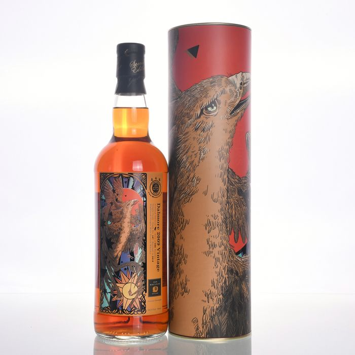 Dalmore <Metal>  2009 Vintage Single Cask #167 - One of 299 bottle - 700ml