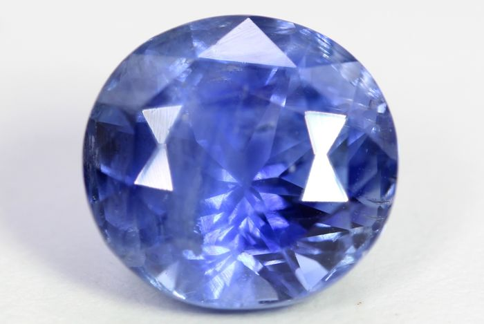 Corn Flower Blue - Saffier - 9.47 ct