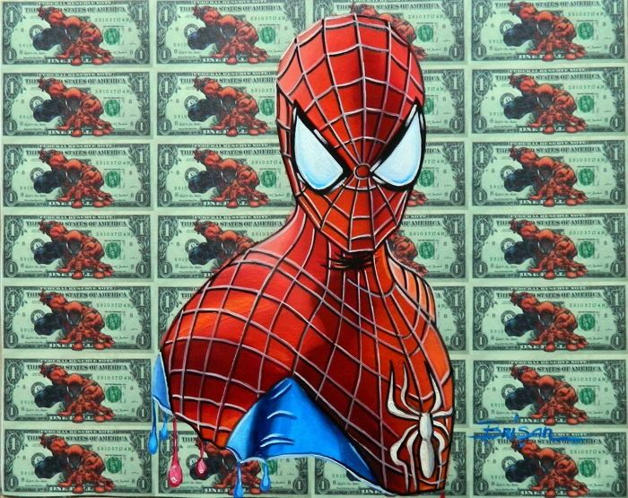 Sage- Brisan Gabriel - Amazing Spiderman