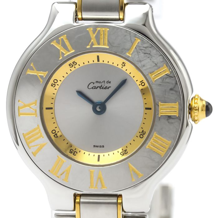 c88cff5f354d Cartier - Must 21 - W10073R6 - Mujer - . - Catawiki