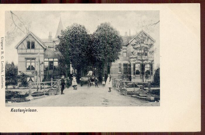 Netherlands - Gelderland - The Netherlands - old and very old village and cityscape - Postcards (Collection of 101) - 1900-1950