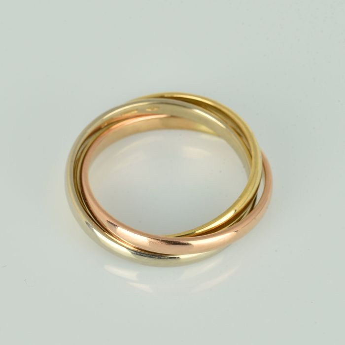 Unoaerre - 18 kt. Pink gold, White gold, Yellow gold - Ring