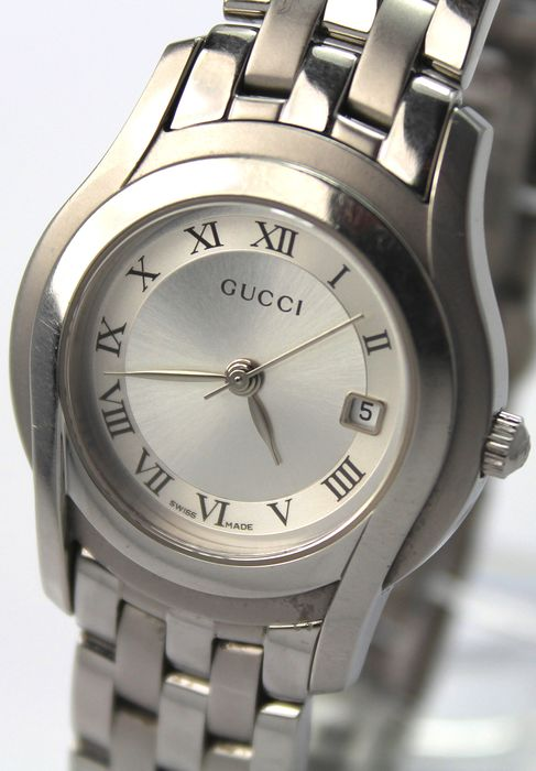 Gucci - 'NO RESERVE PRICE' Swiss Made  - Luxury 5500L  - Women - 2000-2010