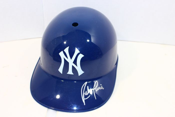 New York Yankees - Ruben Sierra -  Replica Full-Size Batting Helmet