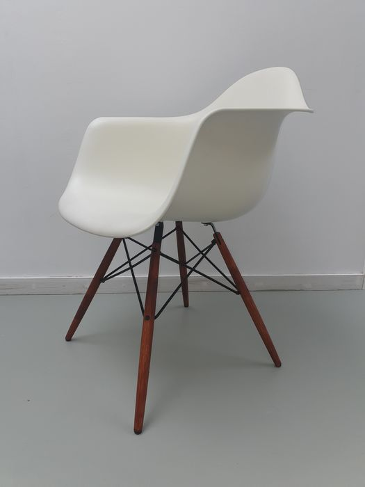 Fantastic Charles Eames Ray Eames Vitra Armchair Chair Daw Catawiki Ocoug Best Dining Table And Chair Ideas Images Ocougorg