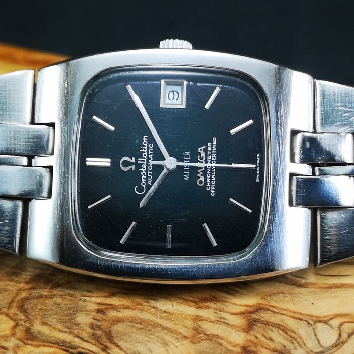 Omega - *MEISTER* Constellation Chronometer Automatic w/Original Band - 168.047/368.847 - Herren - 1960-1969