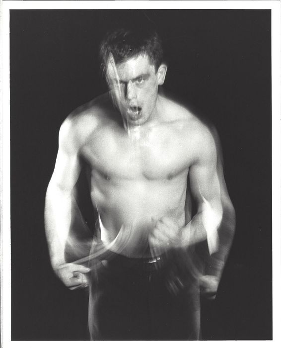 Robert Mapplethorpe (1946-1989) - 'The Power Of Theatrical Madness', 1986