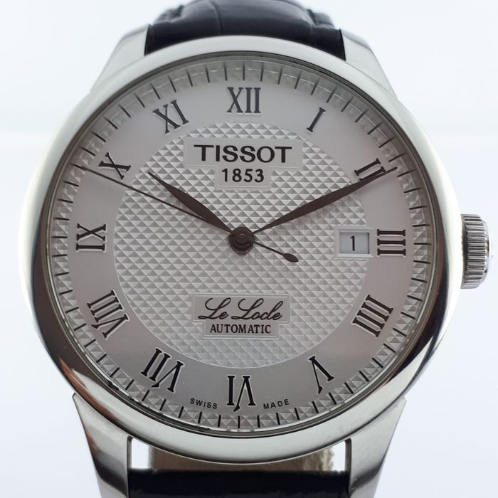 Tissot - Le Locle Automatic - Men - 2011-present