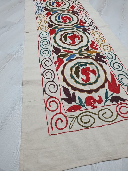 Bedspread, Runner, Tablecloth - Cotton
