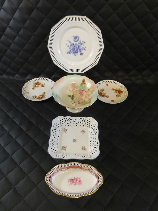 Schumann - porcelain objects (6) - Porcelain