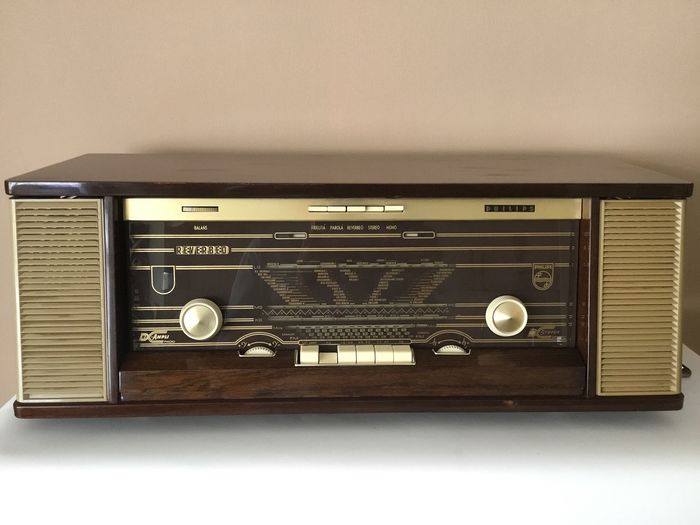 Philips - B7X14A Capello Revebeo - Tube radio