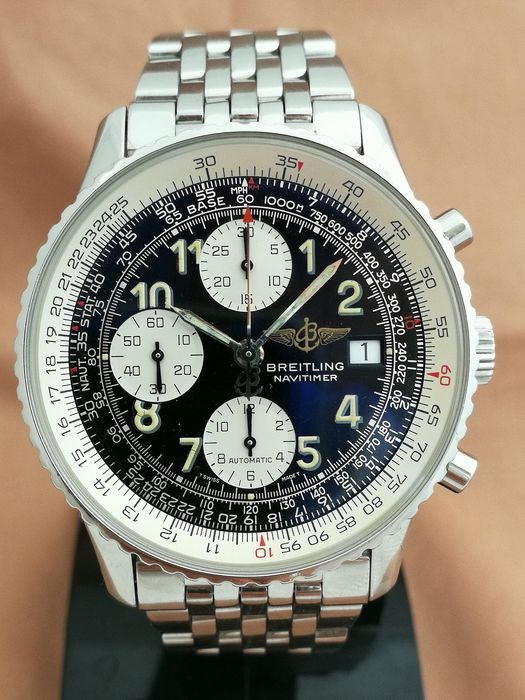 Breitling - Old Navitimer II - A13022.1 - Uomo - 1990-1999