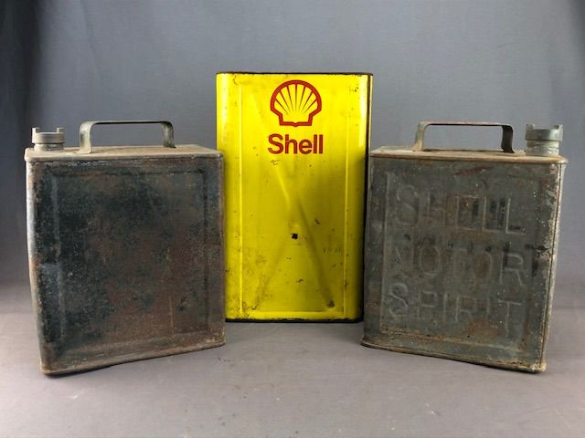 Jerrycan Shell - 1945-1980