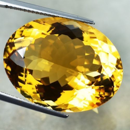 No Reserve Price -  Citrine - 31.46 ct
